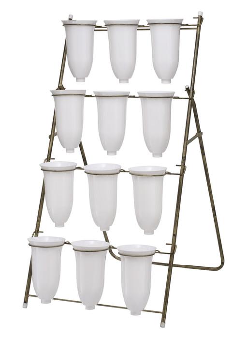 12-vase stand Model 11A