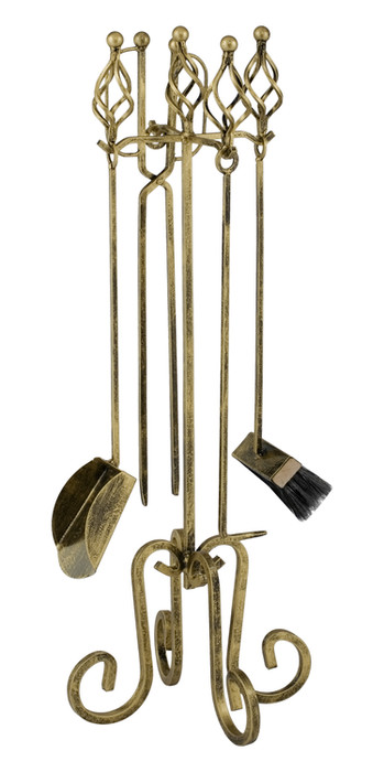 Fireplace accessories Model 186
