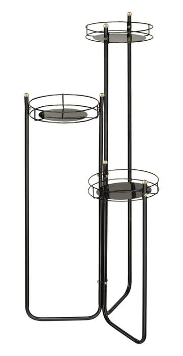 Medium 3-pot plant stand Model 2A