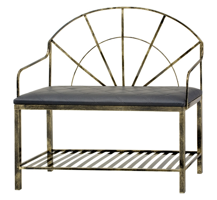 Fit bench with a shelf Model 423