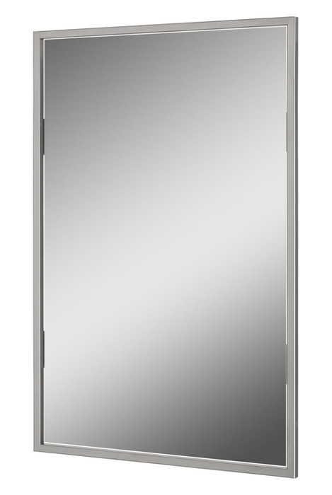 Mirror with non-rounded corners Simple Model 468