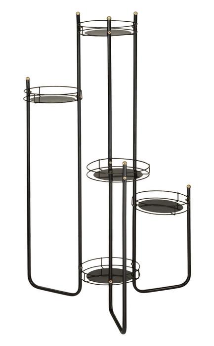 Medium 5-pot plant stand Model 4A