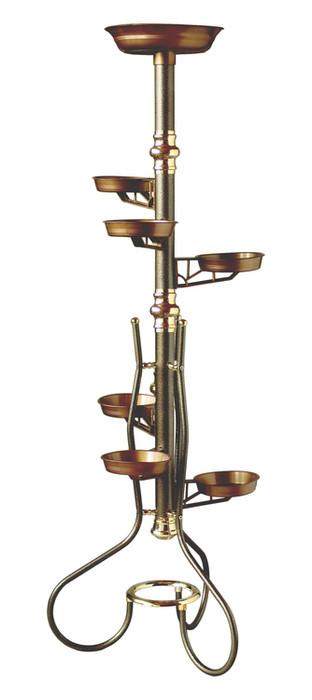 7-pot plant stand Model 5