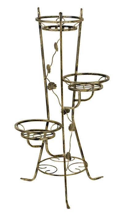 3-pot plant stand Model 66